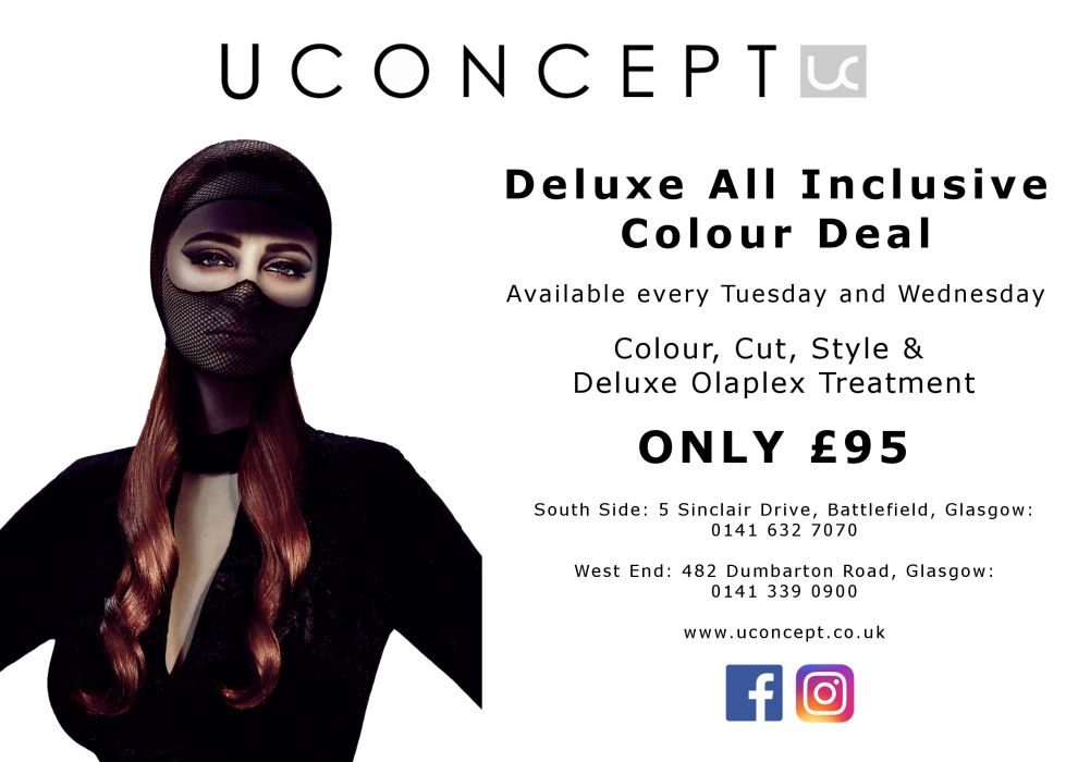 Colour Deal Olaplex